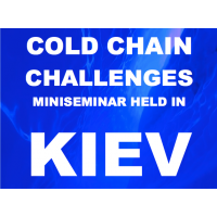 "Customer Event ""Cold Chain Challenges"""
